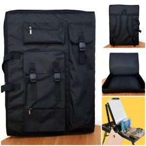 Сумка-рюкзак художника
